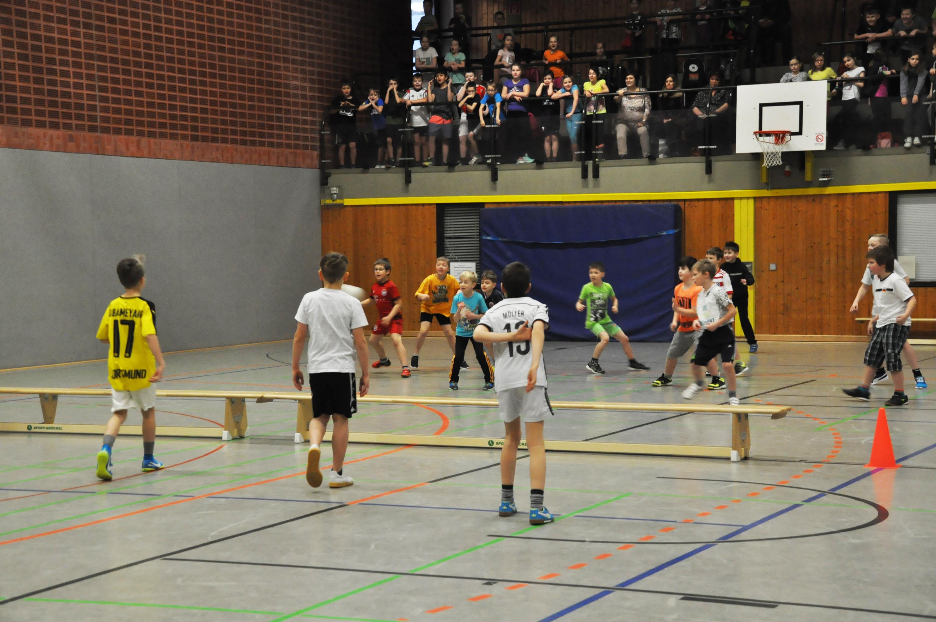 Völkerballturnier 2018